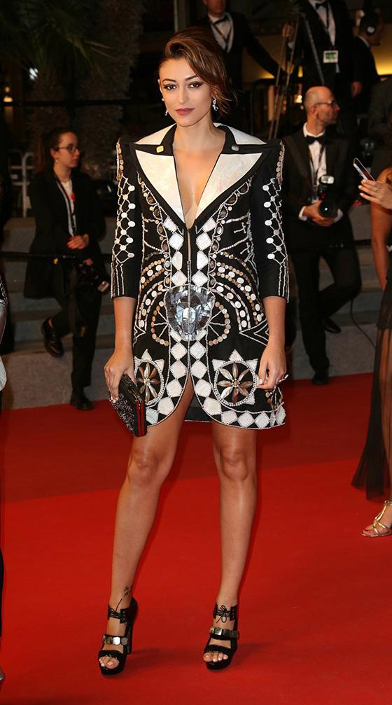 Cannes 2017 Rachel Legrain Trapani en On Aura Tout Vu Couture